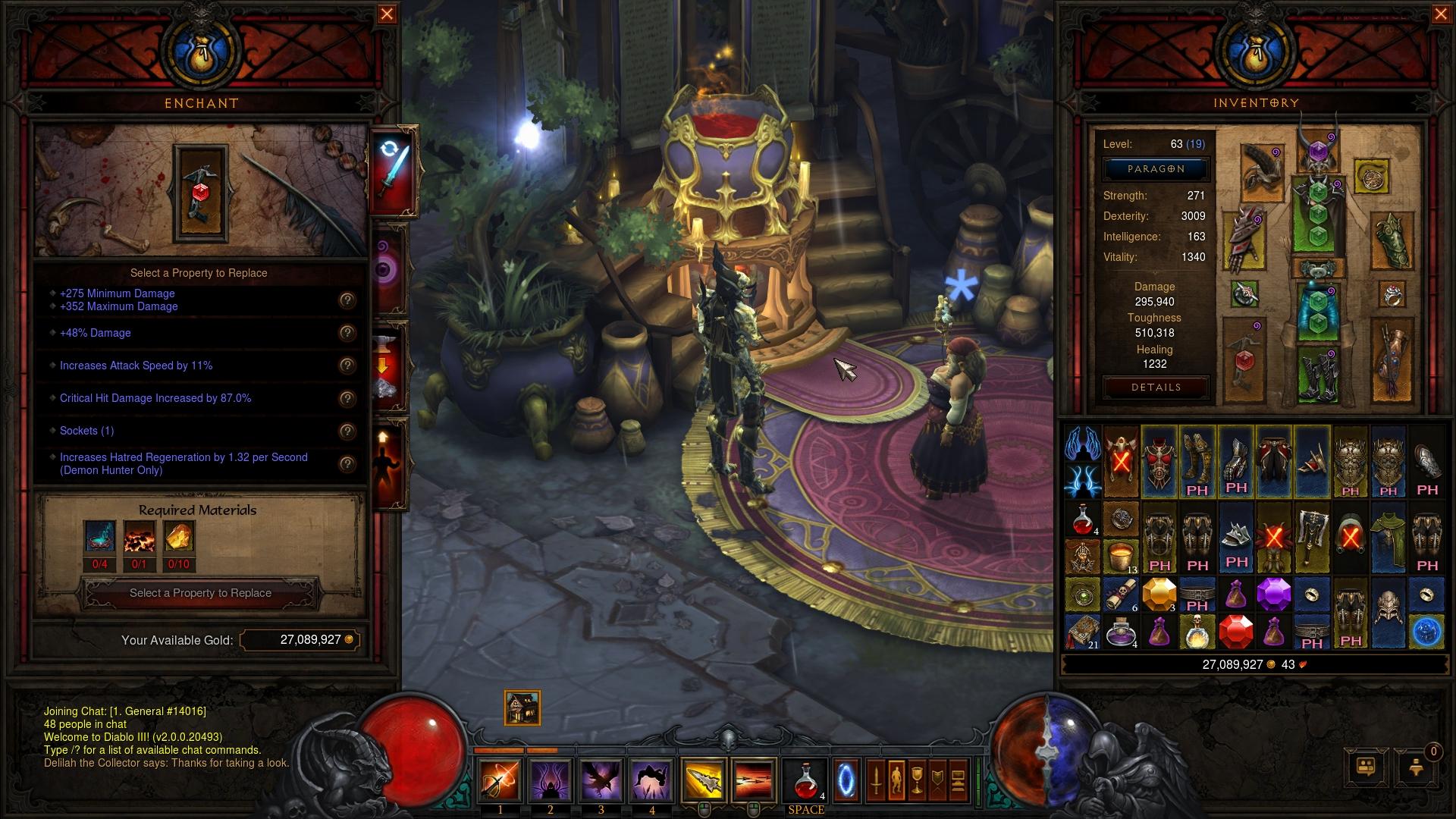 Imagenes De Diablo Iii Reaper Of Souls Meristation