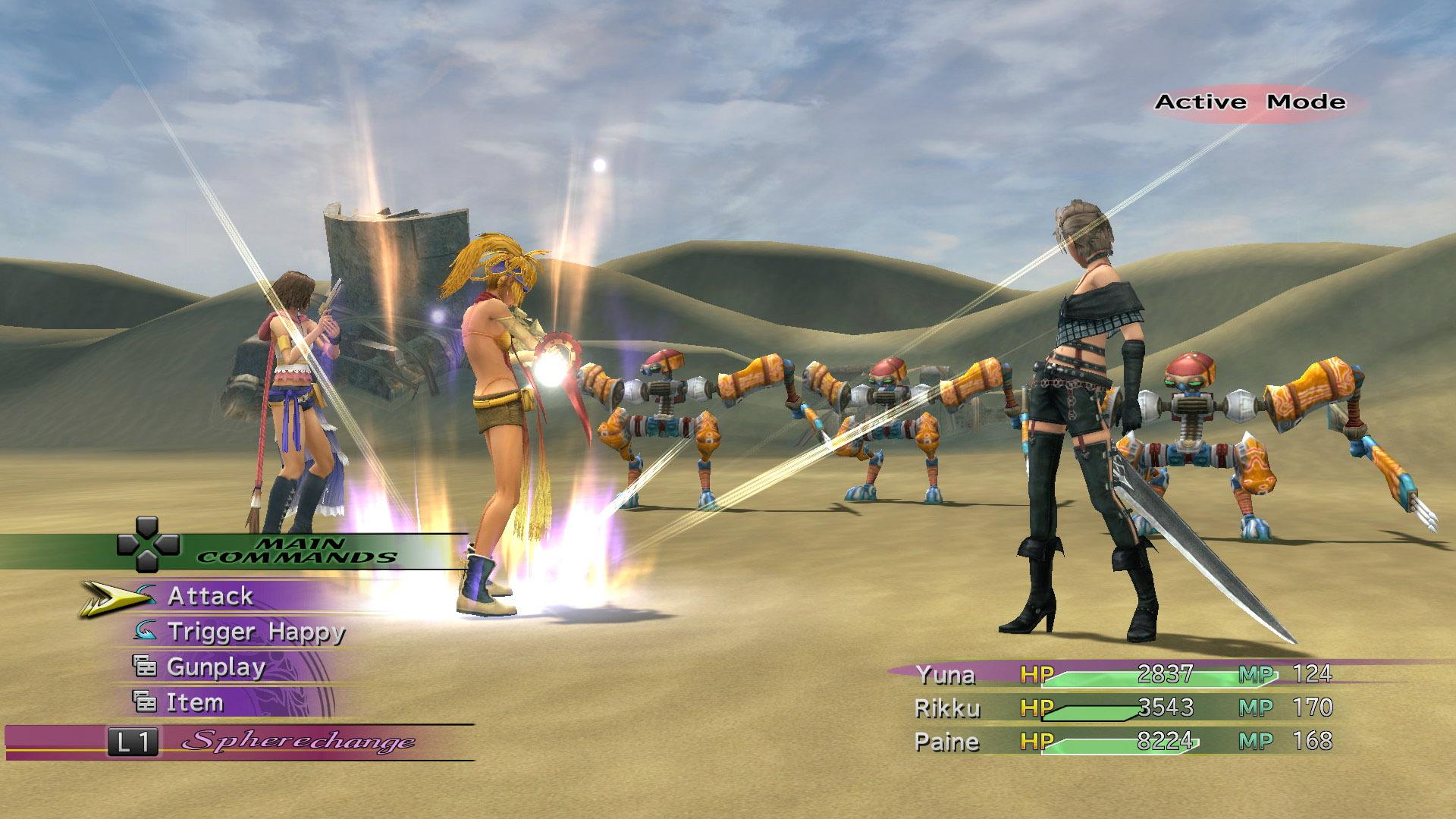 Imágenes de Final Fantasy X | X-2 HD Remaster - MeriStation