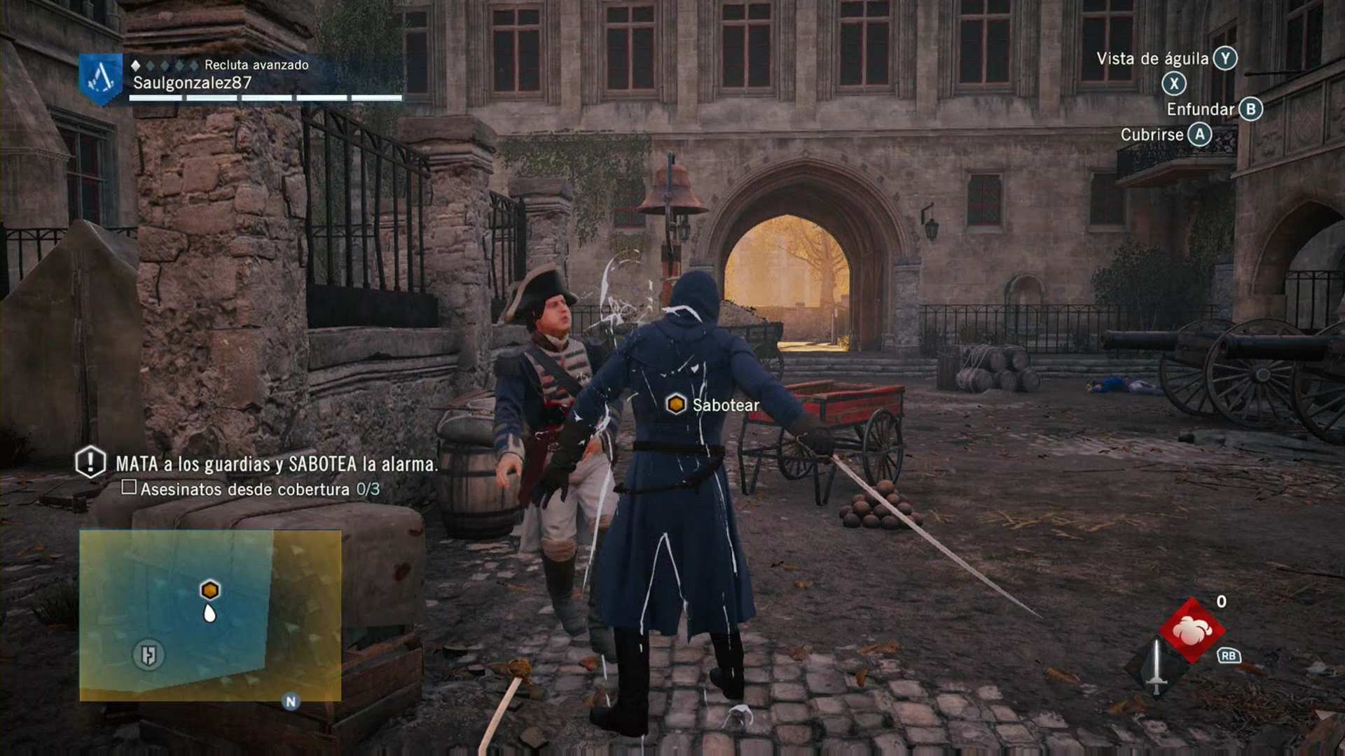 Imagenes De Assassin S Creed Unity Meristation