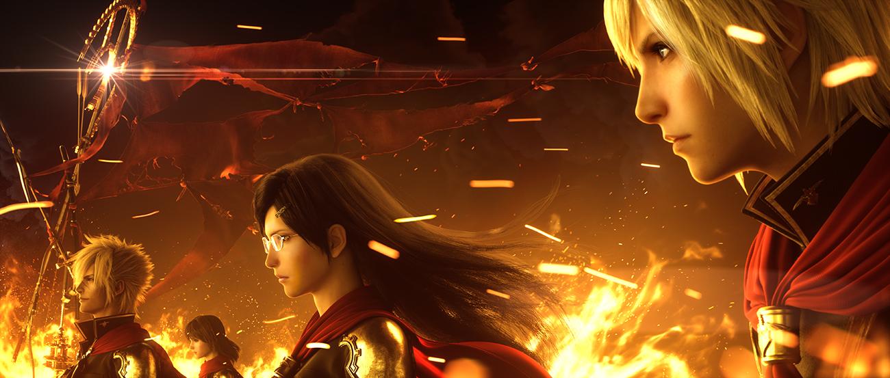 Imágenes De Final Fantasy Type 0 Hd Meristation