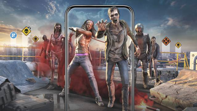 Elimina Zombis Al Estilo Pokemon Go Con The Walking Dead Our World