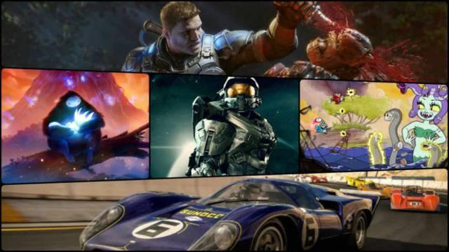Los Mejores Juegos De Xbox One Meristation