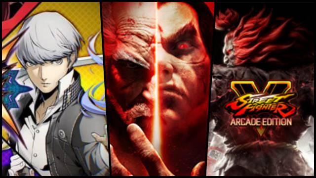 Juega Gratis A Street Fighter V Y Tekken 7 En Steam Durante Evo