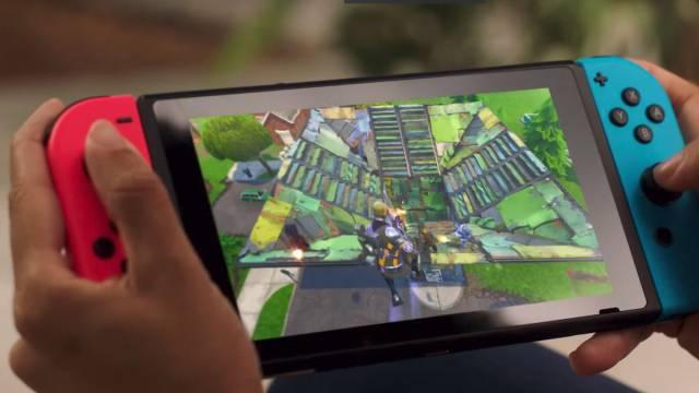 Los Juegos Gratis De Switch Como Fortnite No Te Haran Pagar Por El