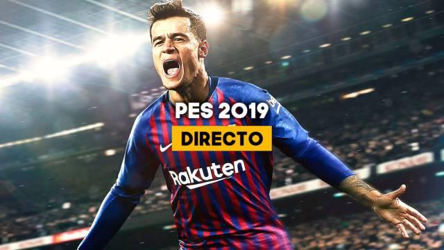 Pes 2019 Version Final El Juego De Futbol Mas Real Meristation