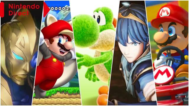 El Futuro De Switch Que Le Pedimos Al Proximo Nintendo Direct