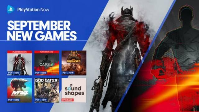Playstation Now Anade 10 Nuevos Juegos Bloodborne Incluido