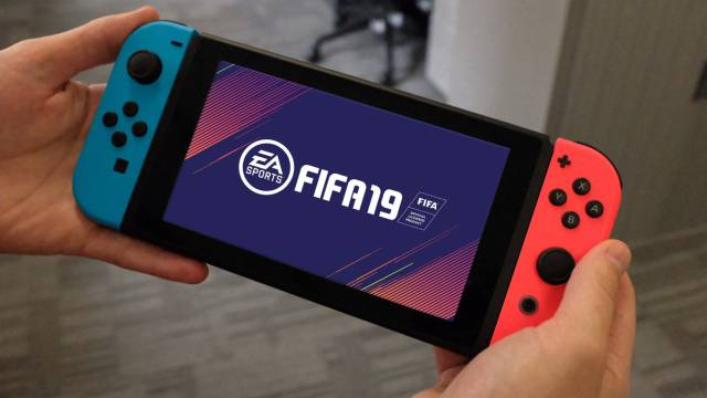 Fifa 19 Para Nintendo Switch Pesara Menos Que Fifa 18 Meristation