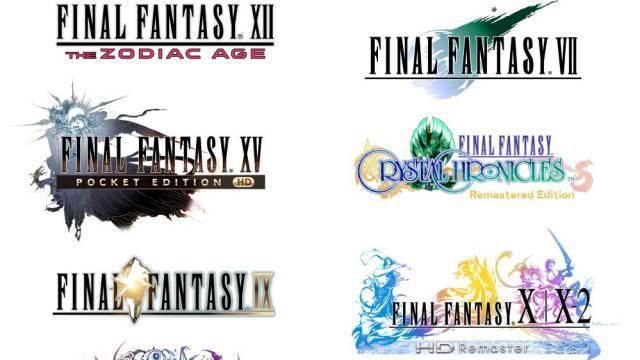 Resultado de imagen para final fantasy nintendo switch