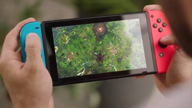 Nintendo Anuncia Un Nuevo Pack De Switch Con Fortnite Para El 5 De