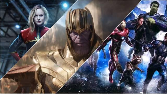 Vengadores 4: Todo lo que sabemos de la nueva película - MeriStation
