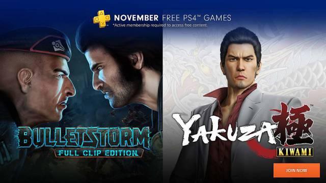 Anunciados Todos Los Juegos Gratis De Ps Plus De Noviembre Meristation