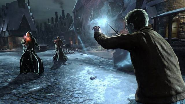 Harry Potter Wizards Unite Niantic Contra Su Propia Sombra