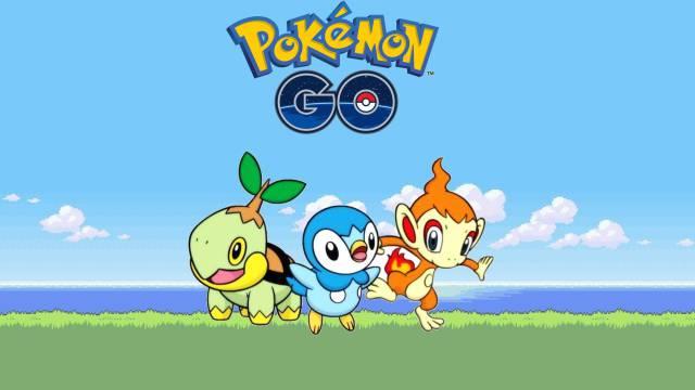 Los Pokémon de la generación 4 empezarán a aparecer esta semana en ...