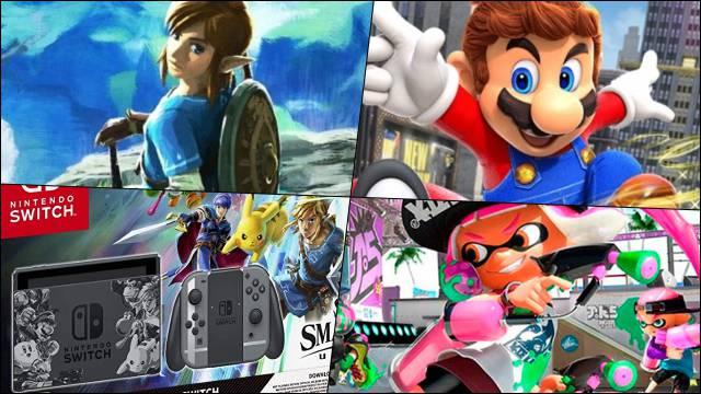 Nintendo Switch En Black Friday Mejores Ofertas En Consolas Juegos