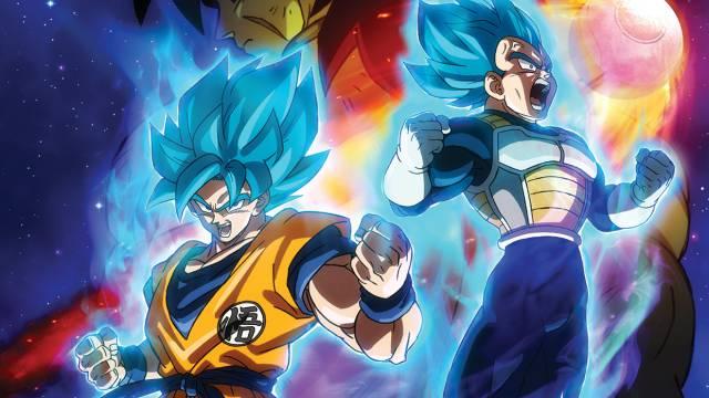 Dragon Ball Super Broly Adelanta Su Fecha De Estreno En España A