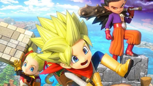 Dragon Quest Builders 2 Tendra Juego Cruzado Entre Switch Y Ps4
