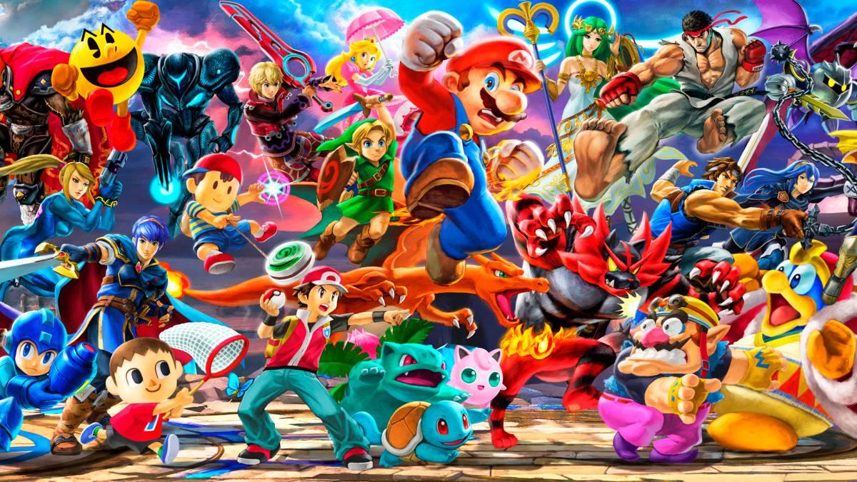 8ec8faf2bd3f3 Super Smash Bros. Ultimate