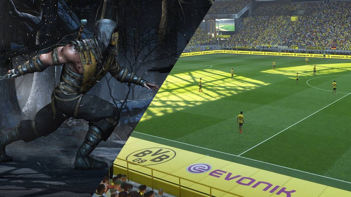 Pes 2019 Y Mortal Kombat 10 Se Unen A Xbox Game Pass Meristation