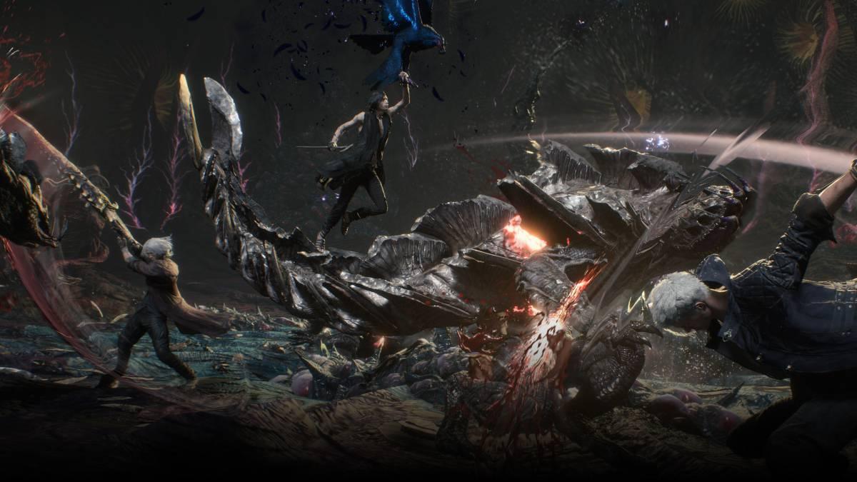 Devil May Cry 5 anuncia su modo online; ya hay demo disponible ...