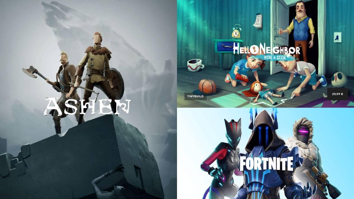 Resultado de imagen para Epic Games