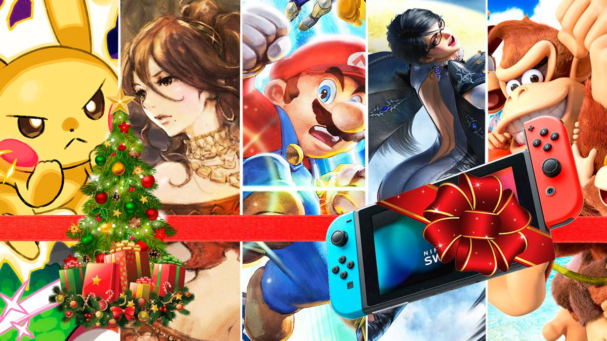 Guia Para Comprar Los Mejores Juegos De Nintendo Switch En Navidad