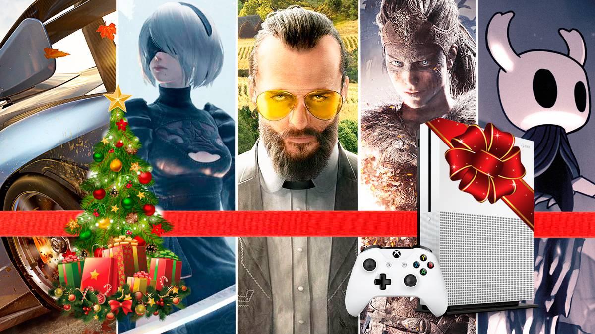 Guia Para Comprar Los Mejores Juegos De Xbox One En Navidad
