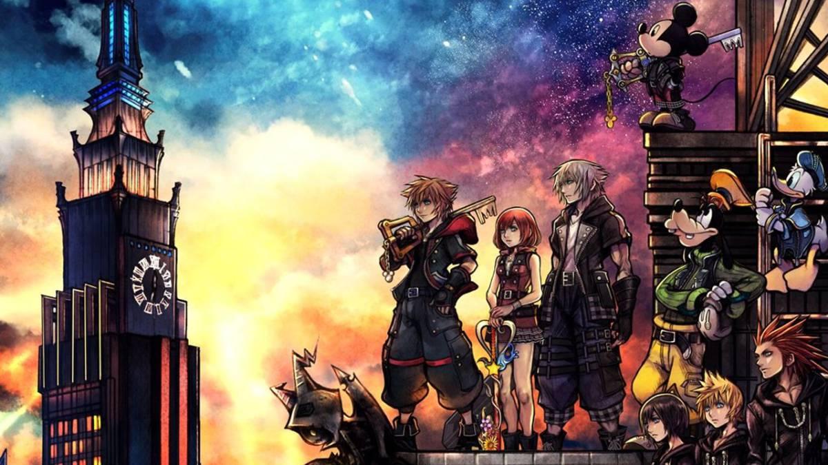 Kingdom Hearts 3 Nomura Lanza Un Comunicado Sobre Los Spoilers
