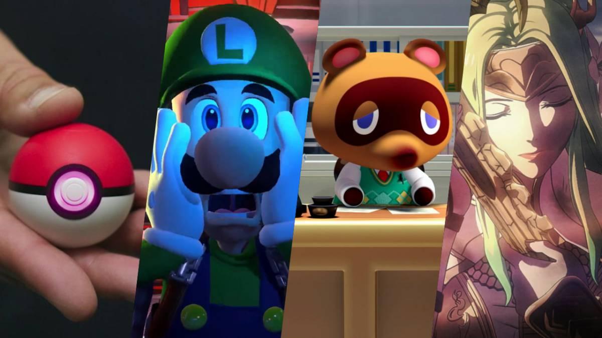 Nintendo Switch Tendra Al Menos 10 Exclusivos En 2019 Meristation