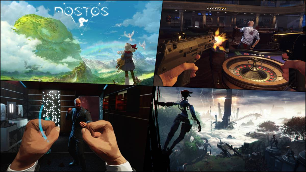 Los 12 Juegos De Realidad Virtual A Seguir En 2019 Meristation