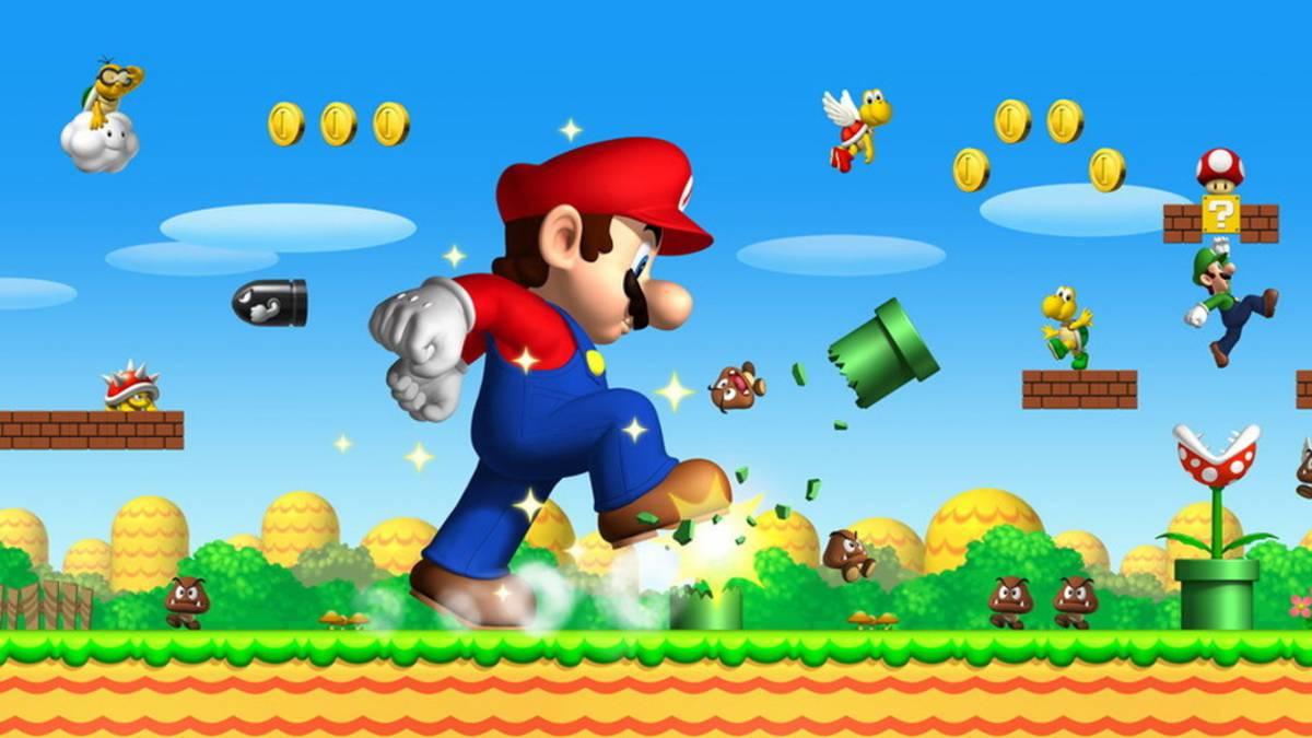 New Super Mario Bros U Deluxe El Primer Gran Exclusivo Del 2019