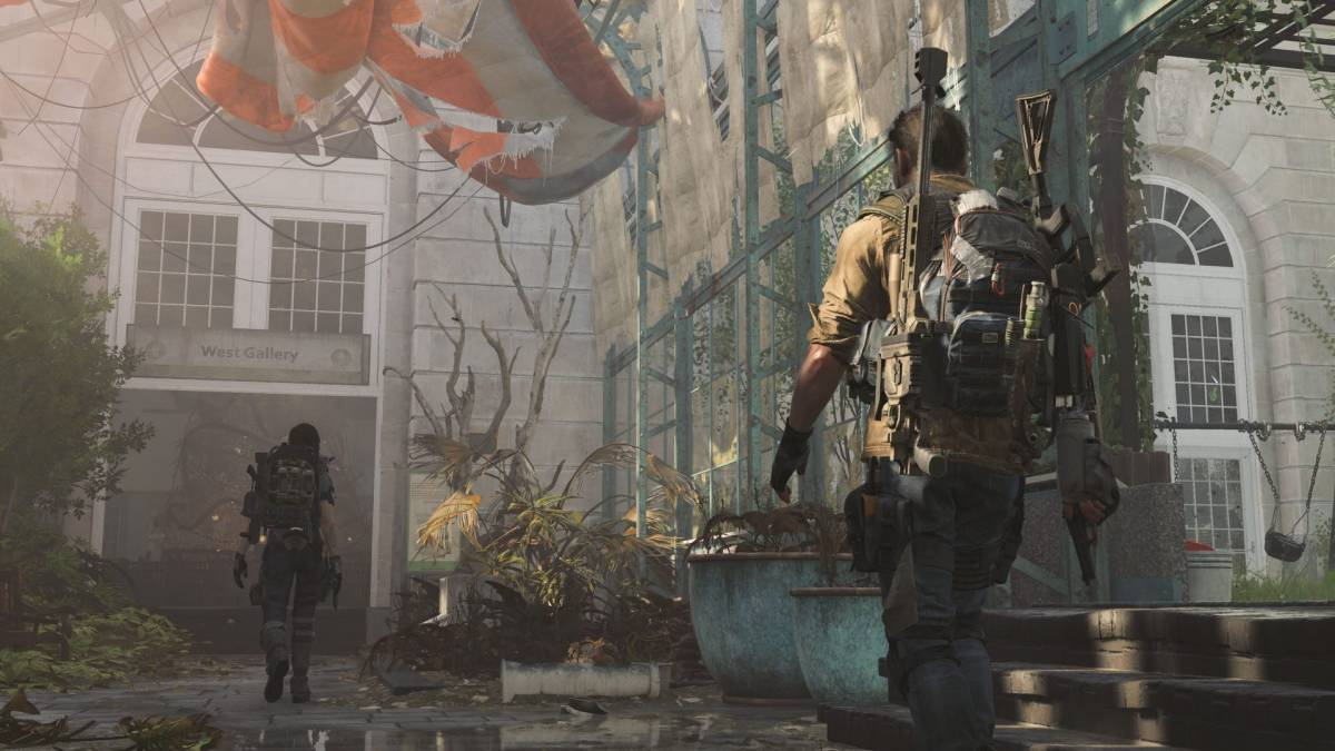 The Division 2 Deja De Lado Steam Y Elige La Epic Games Store