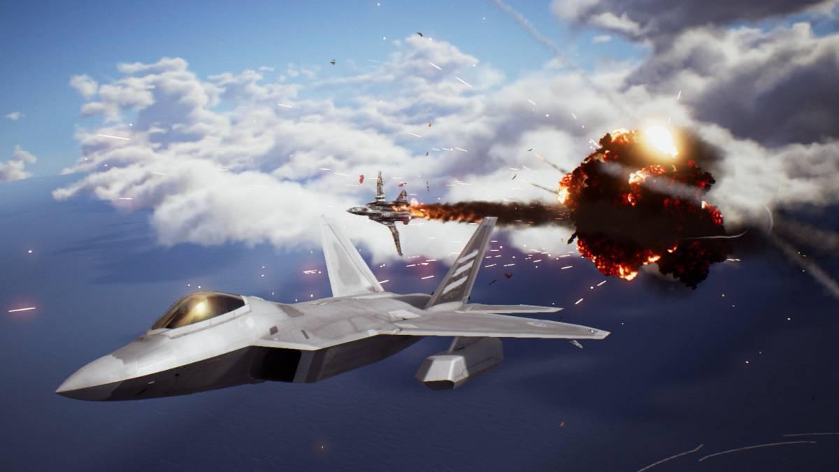 Resultado de imagen para 'Ace Combat 7'