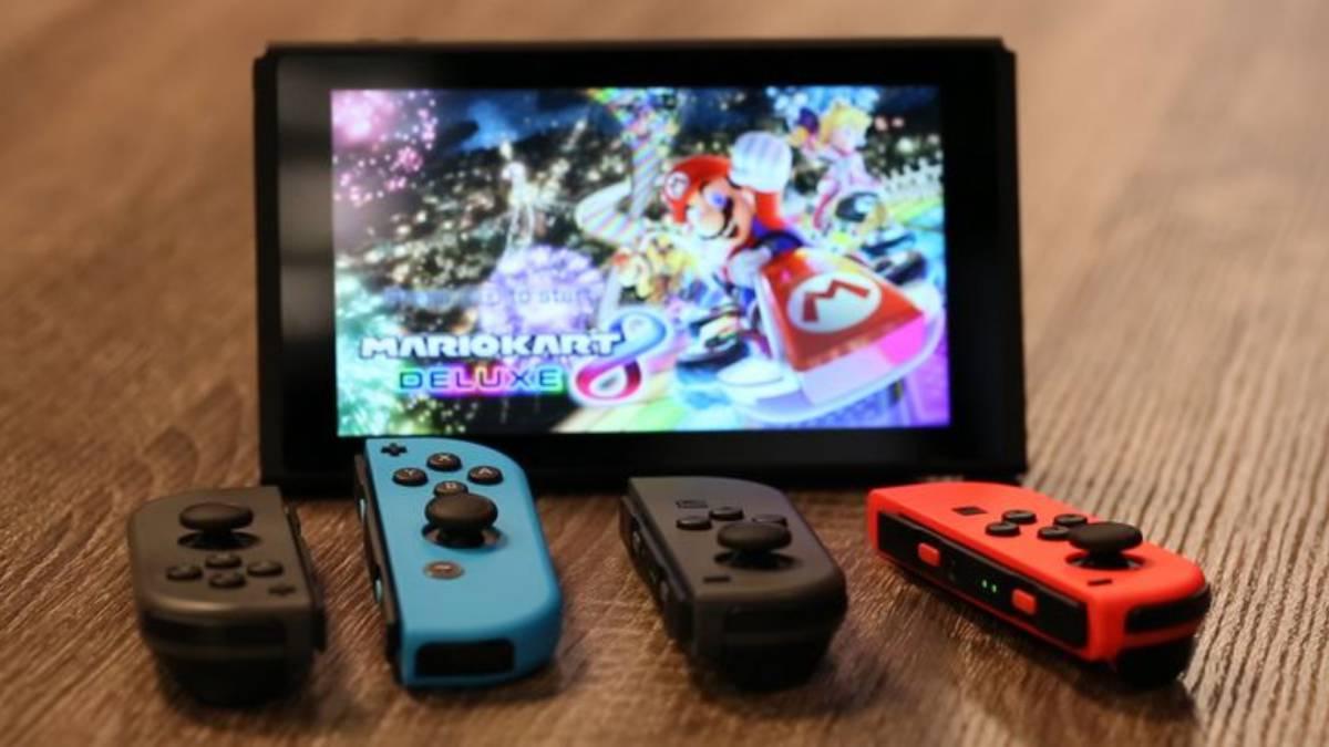 Switch Es La Consola De Nintendo Que Vende Juegos Mas Rapido