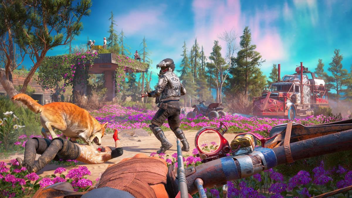Far Cry New Dawn Riesgos Y Oportunidades Meristation