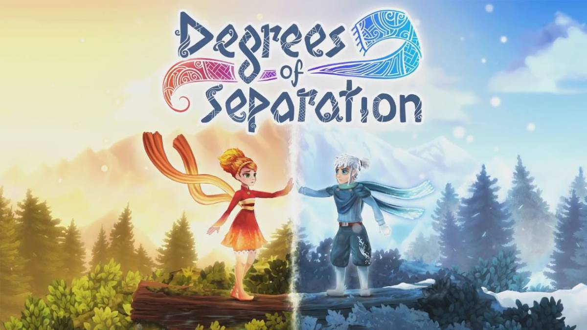 Resultado de imagen de portada Degrees of Separation xbox one