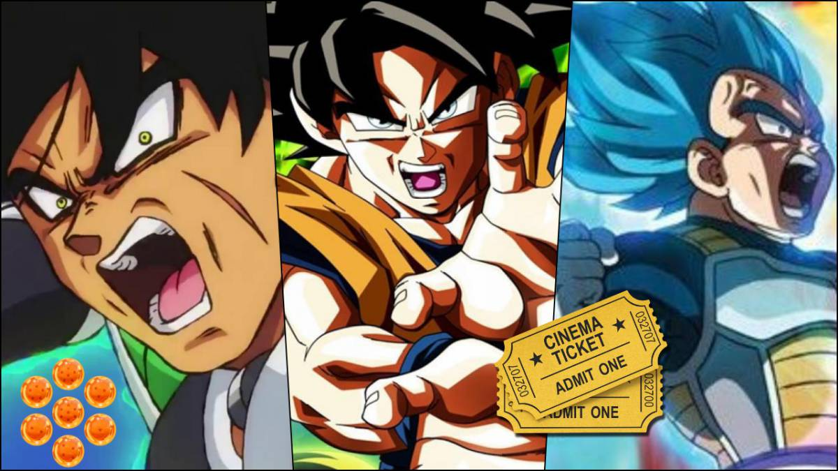 Dragon Ball Super Broly Llega A Espana Lista De Cines Fechas Y