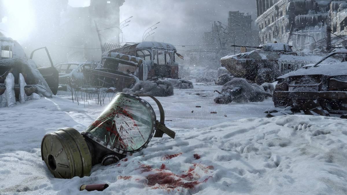 Resultado de imagen de metro exodus