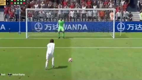 La mayor injusticia vista en el fútbol desde Ovrebo: eliminado por un bug del FIFA