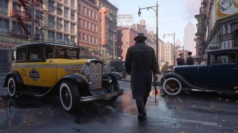 Así son las espectaculares imágenes filtradas del remake del primer Mafia