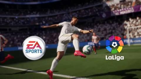 FIFA 21 tendrá LaLiga española en exclusiva; EA renueva la licencia