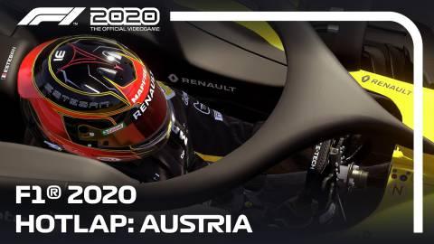Esteban Ocon descubre los secretos del Red Bull Ring en F1 2020