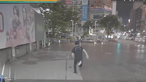 Un youtuber japonés recrea el GTA en la vida real y está arransando en Internet...