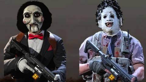 Call of Duty: Warzone recibirá skins de Saw y La Matanza de Texas por Halloween