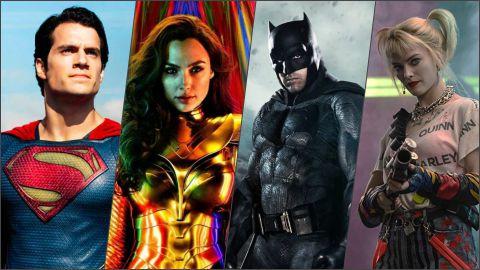 ¿En qué orden ver las películas del Universo DC?