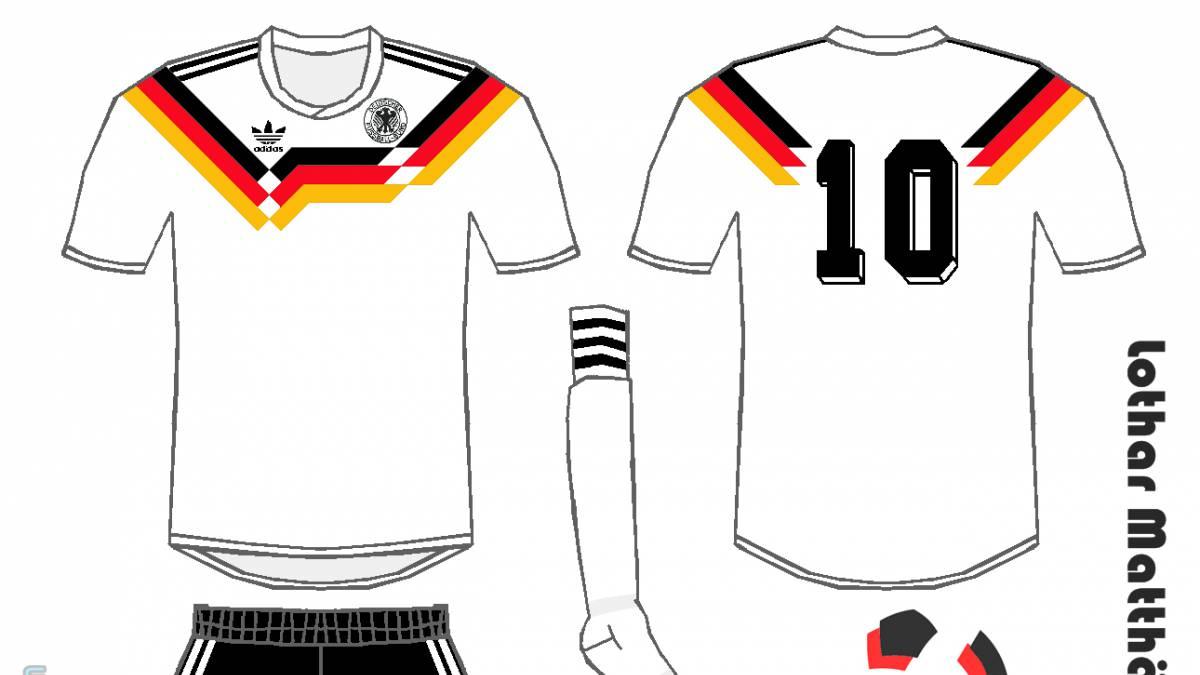 65c3df3372604 Las 50 camisetas más bonitas en la historia del fútbol - AS México