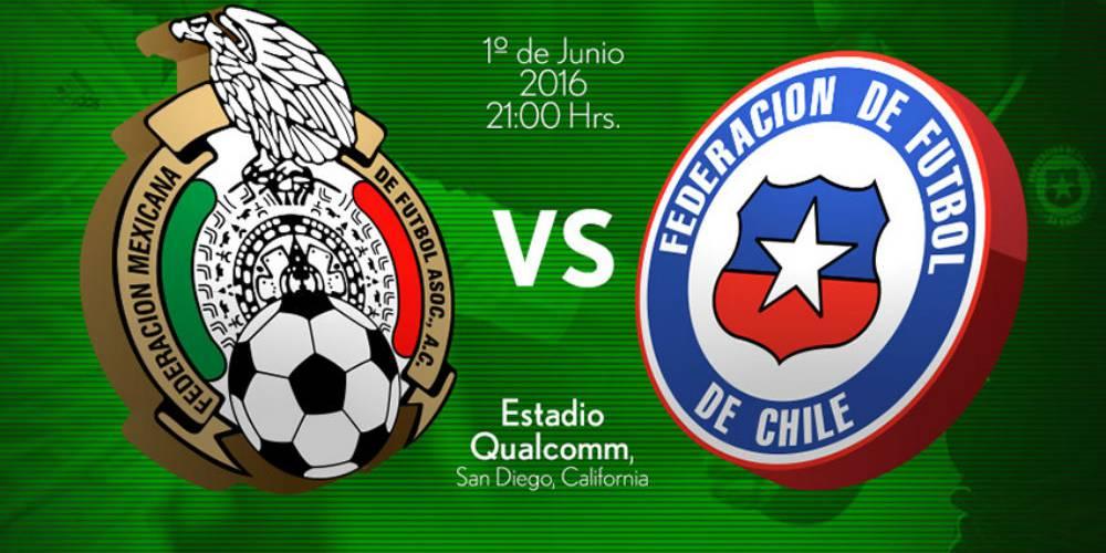 57a27a0b8078a México vs Chile (1 - 0) Resumen del partido y goles - AS México