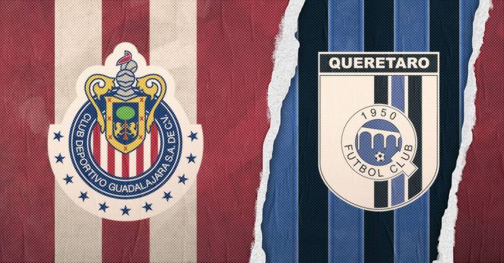 Chivas 0-0 Gallos del Querétaro  Resumen del juego Liga MX - AS México 11dfc5b019816