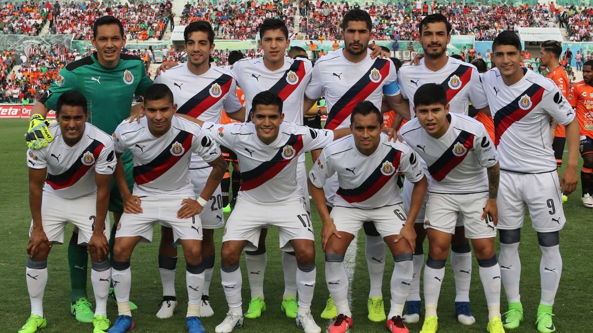 Chivas es el club más valioso de la Liga MX - AS México 9a956a559bd73