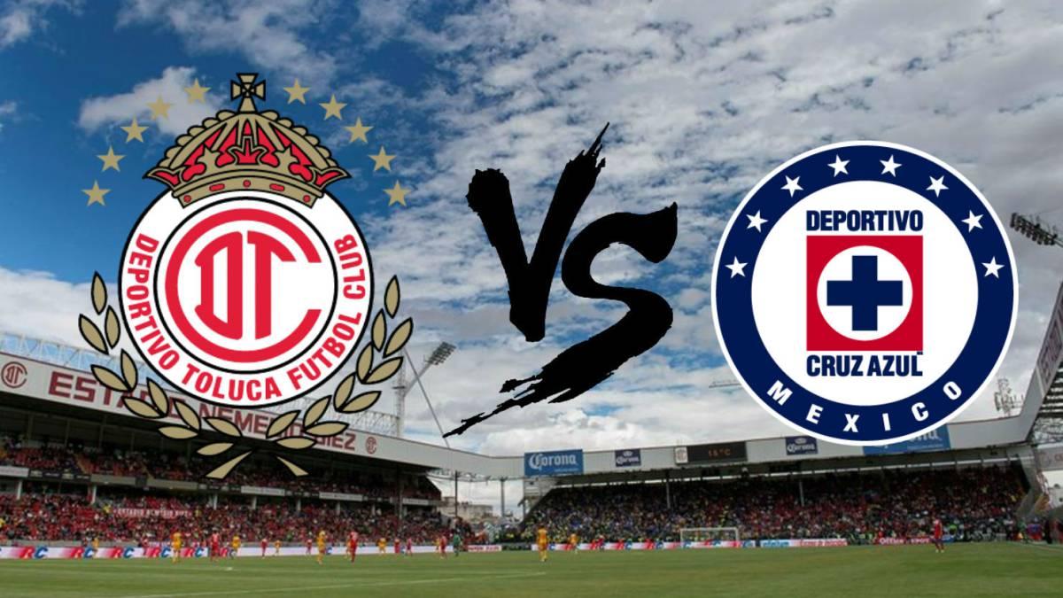 Resultado de imagen para Toluca vs Cruz Azul